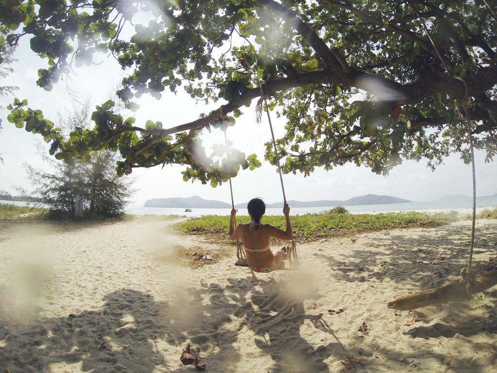 vivere di rendita in spiaggia