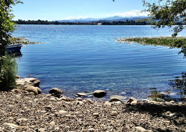 trip to the Lake Milan